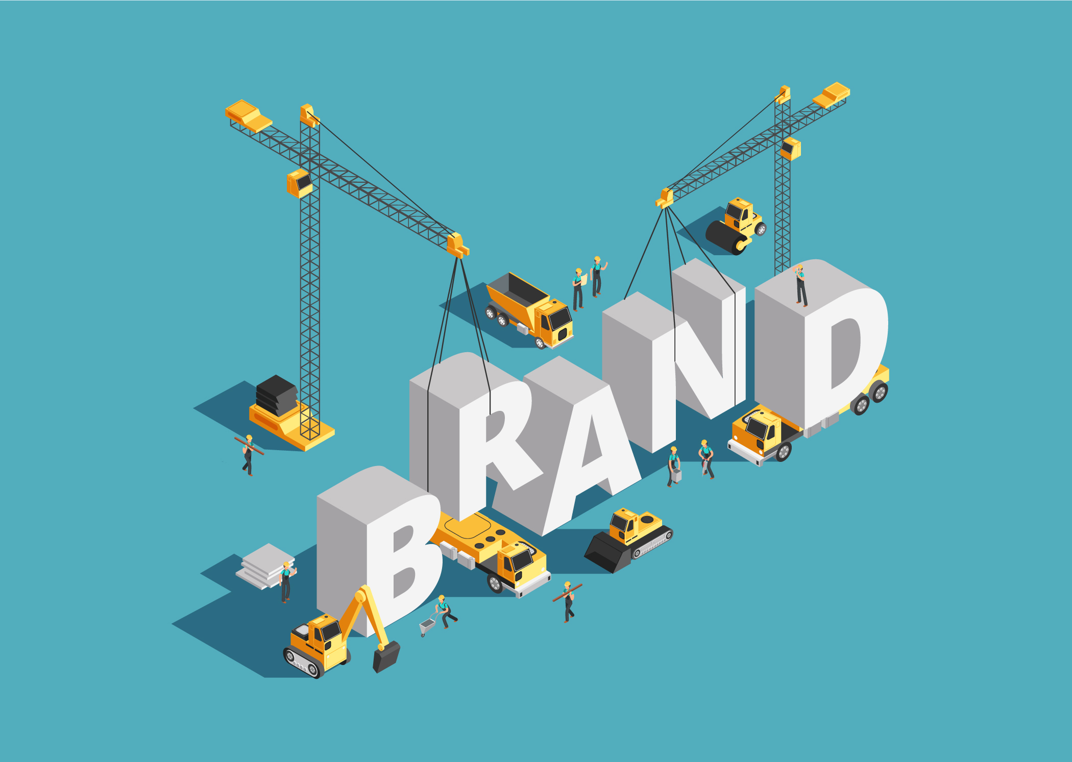 What to Do to Overhaul Your Brand
