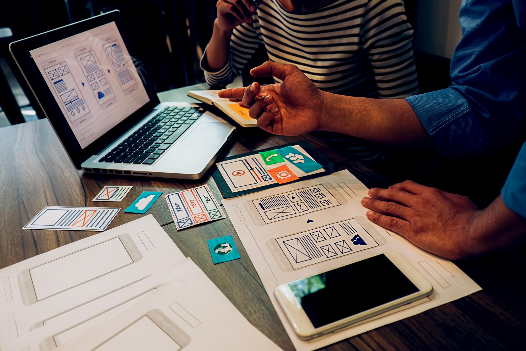 How Graphic Design and UX Work Together