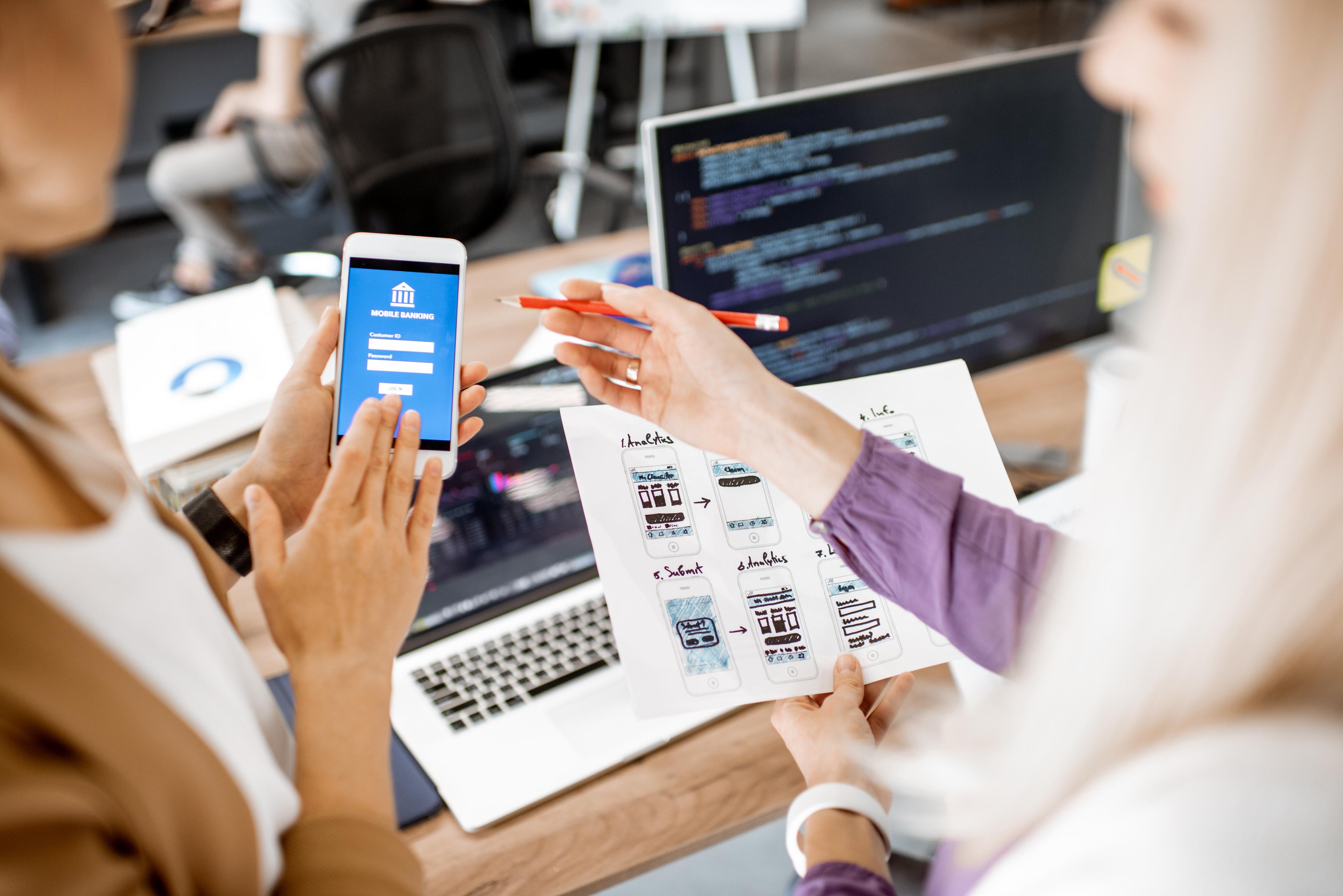 Business Website: Goals and Design Work Together